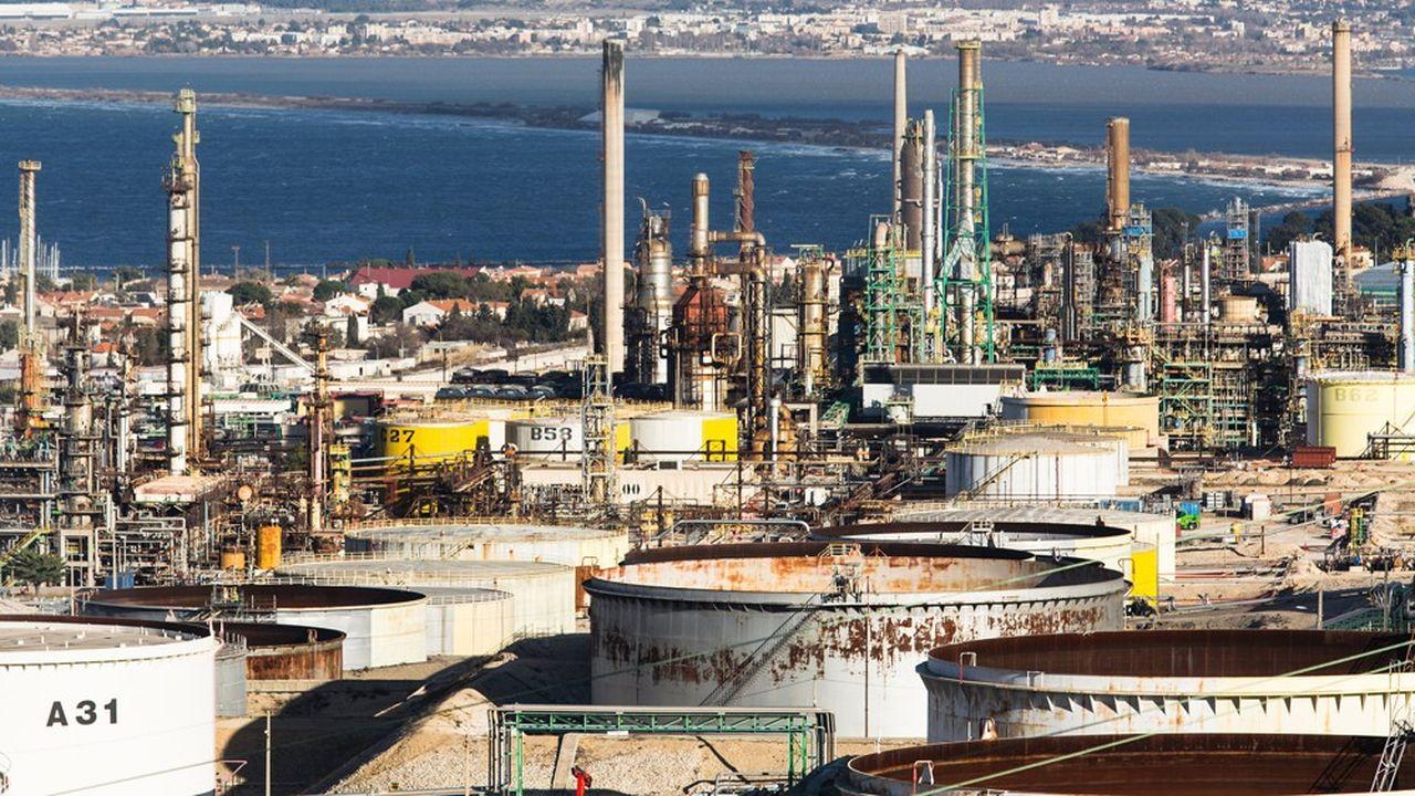 Total a investi 275millions d'euros pour convertir la raffinerie de La Mède en bioraffinerie. La production a démarré l'été dernier.