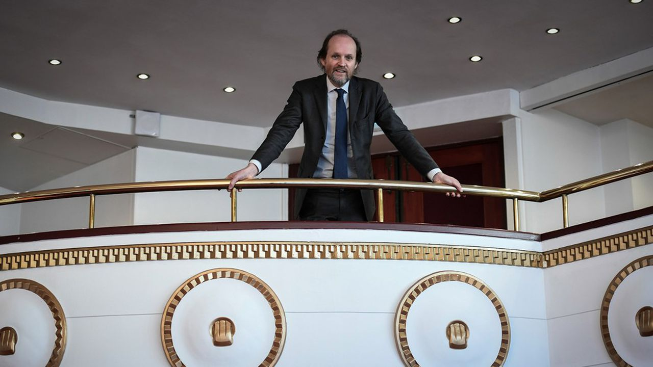 Jean-Marc Dumontet va personnellement voir 200spectacles par an.
