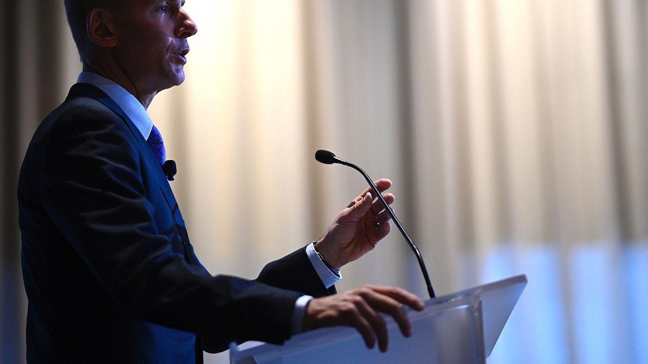 Dennis Muilenburg conserve son poste de directeur général, et se concentrera sur la crise du 737 MAX.