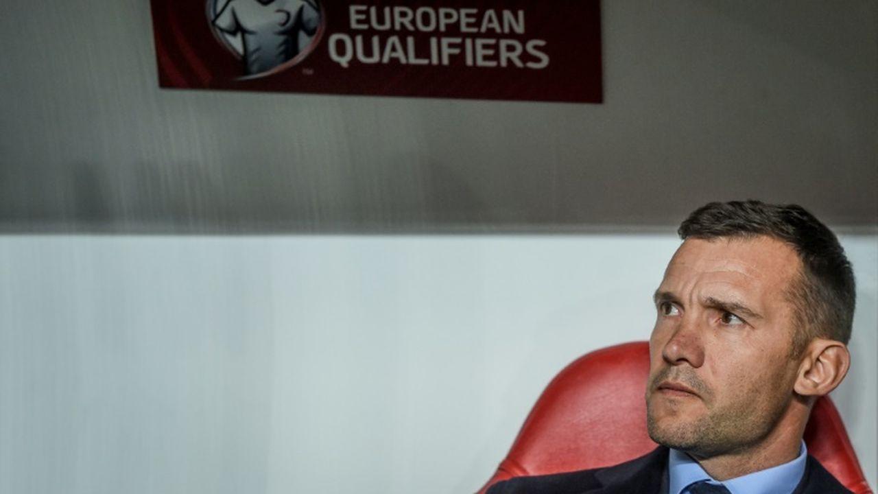 Qualifs Euro-2020: la légende Shevchenko nourrit l'ambition de l'Ukraine
