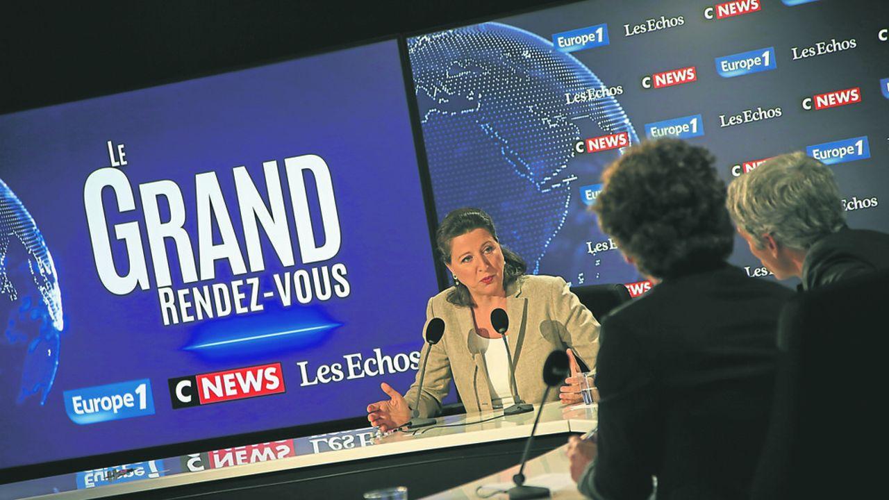Agnès Buzyn a annoncé qu'elle allait «engager un travail» sur les rémunérations des professions médicales à l'hôpital.