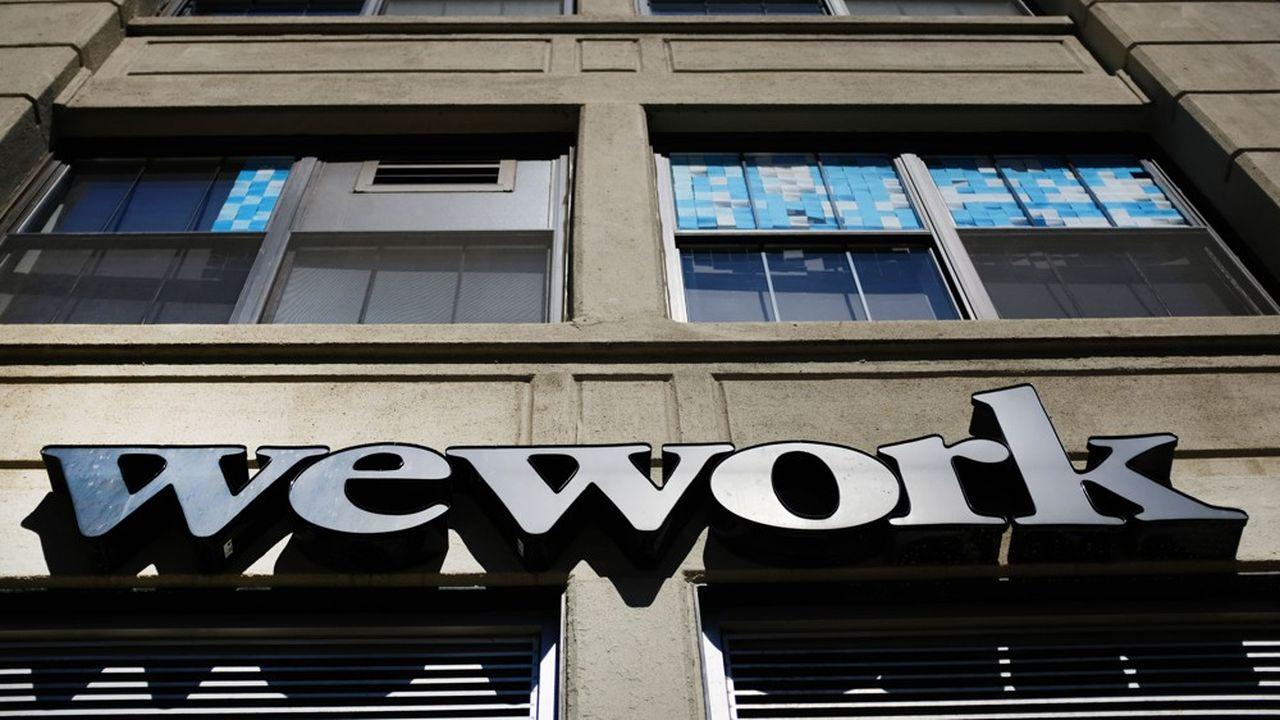 WeWork a plombé les comptes trimestriels de SoftBank.
