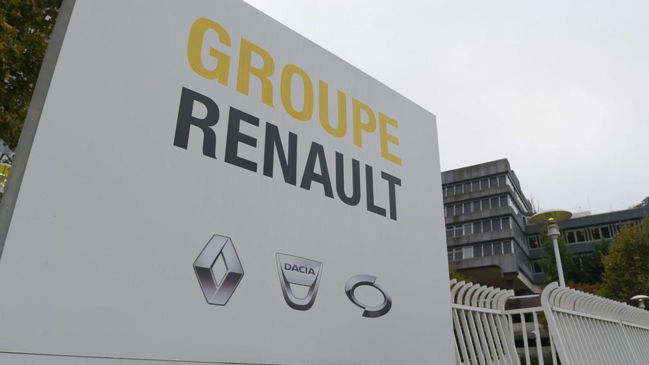 La chasse pour la direction générale de Renault est ouverte