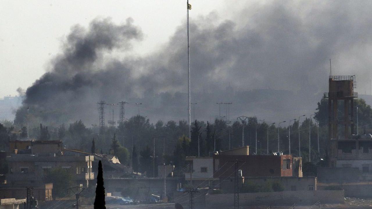 «Des unités de l'armée arabe syrienne sont en route pour le Nord pour affronter l'agression turque sur le territoire syrien», a indiqué l'agence de presse étatique syrienne Sana