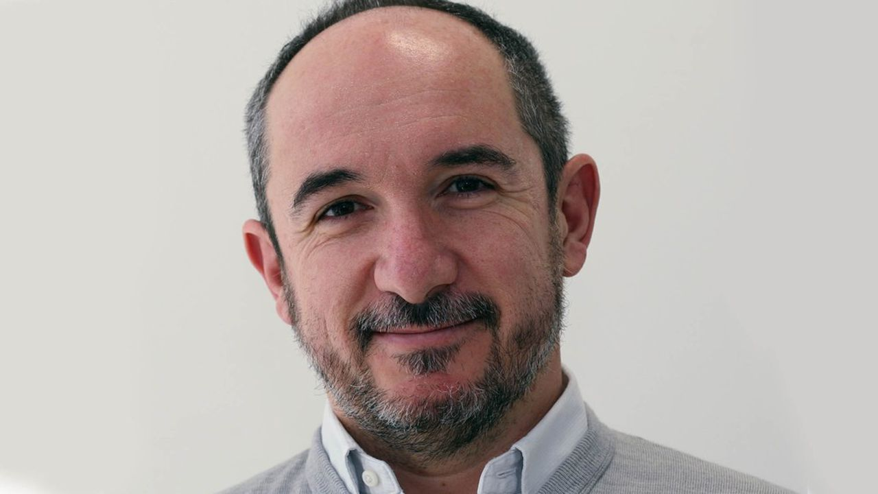 Luc Talini, directeur général de Myriade.