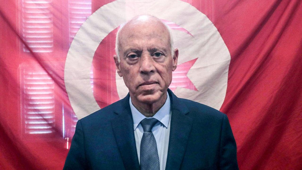 A 61 ans, Kais Saied devient le deuxième président de la Tunisie depuis la Révolution de 2011.