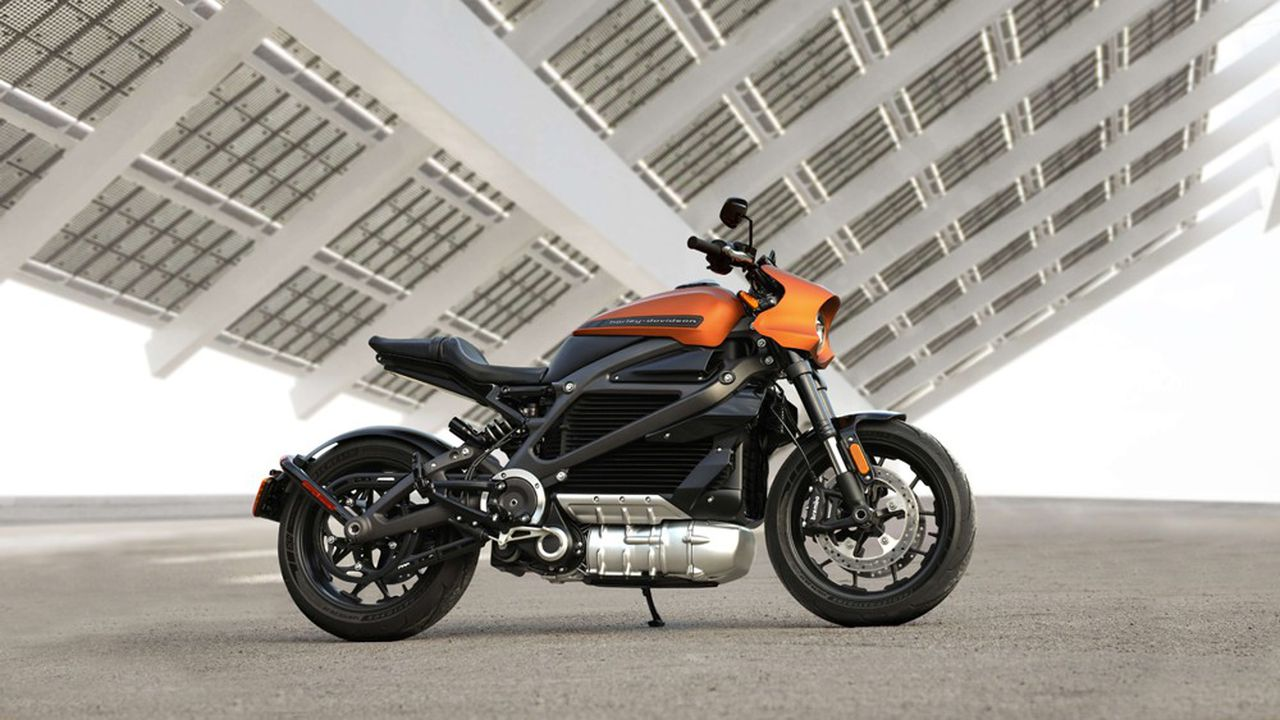 Harley-Davidson stoppe temporairement la production de sa moto électrique — LiveWire