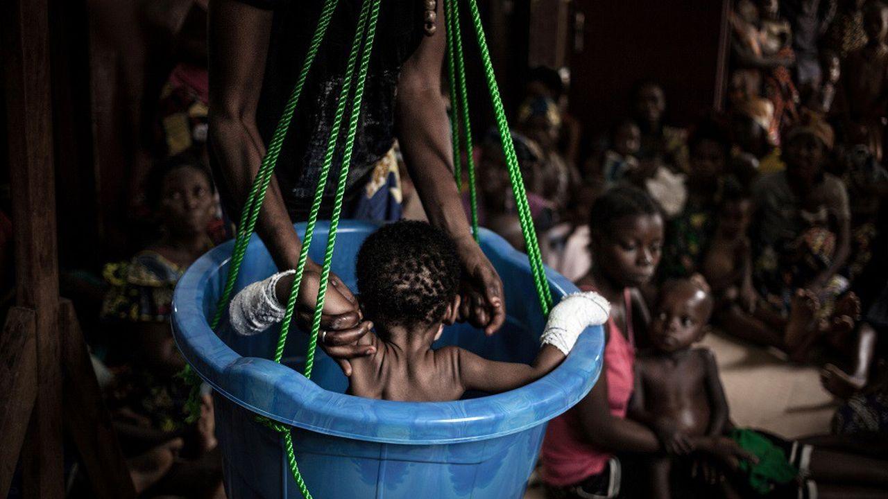 La malnutrition touche particulièrement l'Afrique subsaharienne.