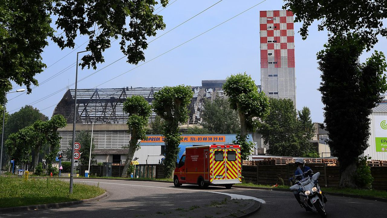 En juin2018, l'explosion d'un silo à grains à Strasbourg avait fait quatre blessés.