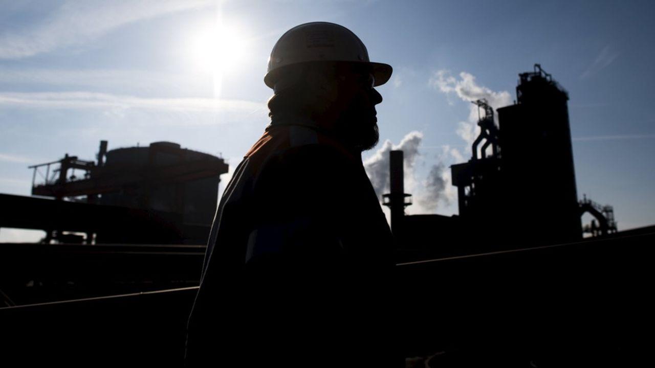 Alerte rouge chez les sidérurgistes européens