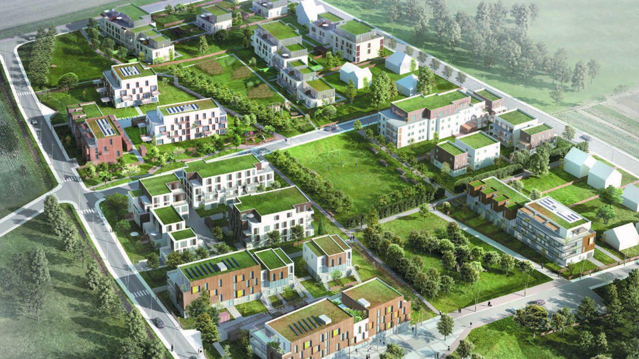 D'ici à 2023, environ 1.000 logements vont sortir de terre.