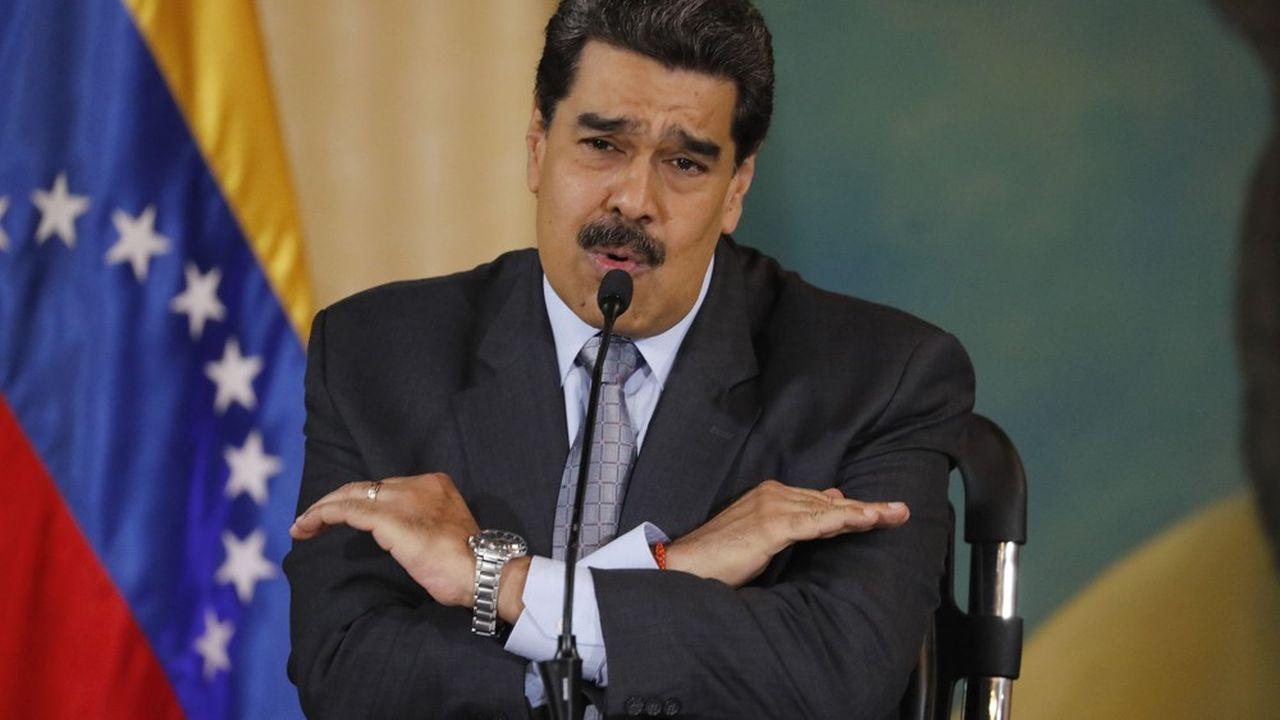 Huit mois après l'auto-proclamation de Guaido, le Venezuela toujours dans l'impasse