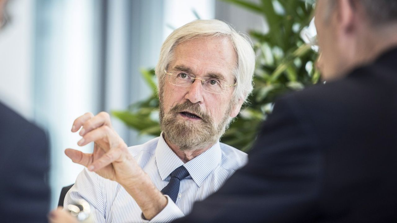 Peter Praet stepped down as Chief Economist of the ECB on May 31st