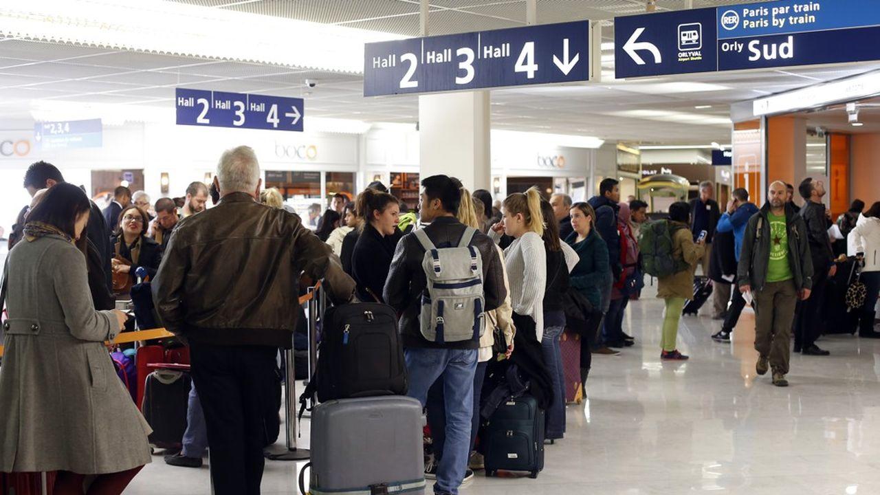 Grosse panne informatique à l'aéroport d'Orly