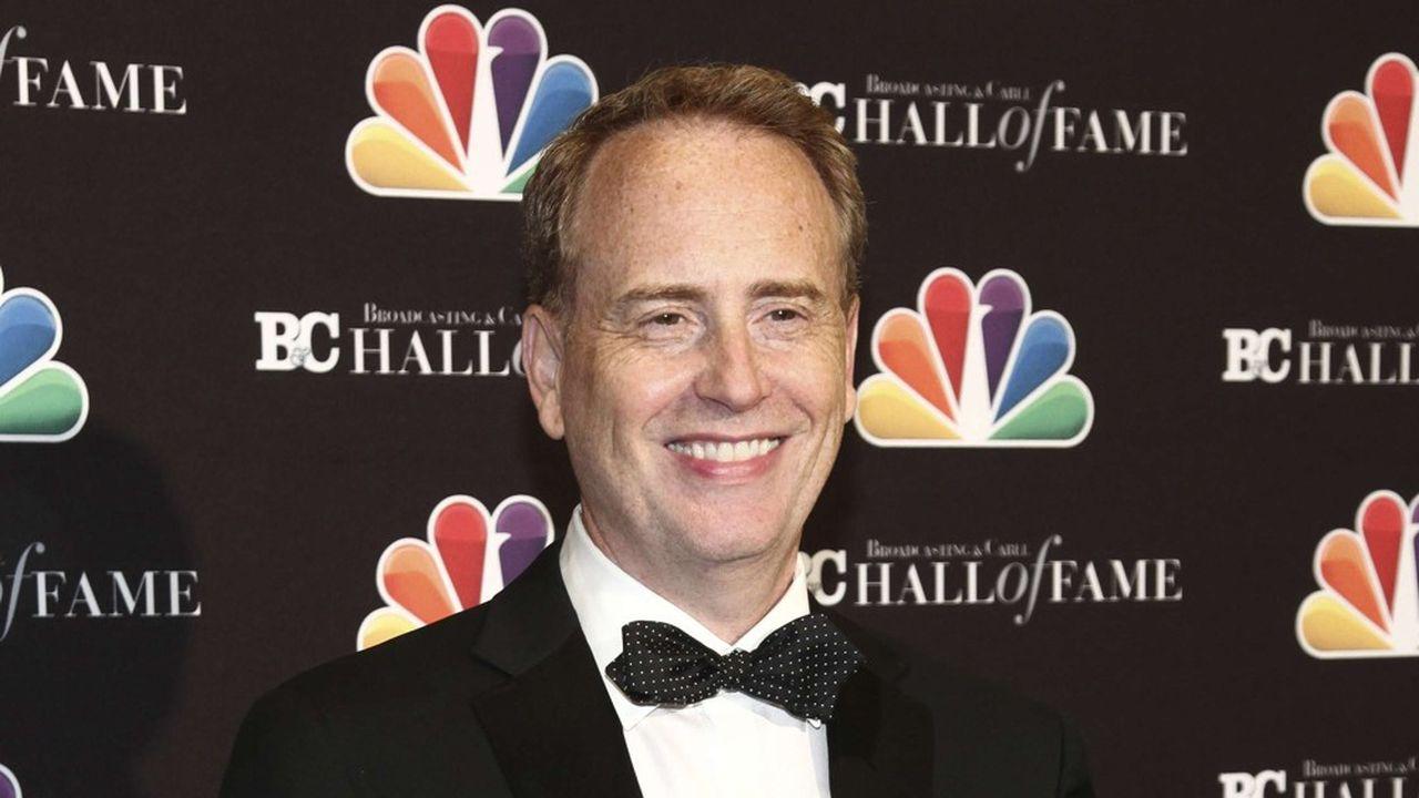 Robert Greenblatt a été nommé personnalité de l'année du Mipcom.
