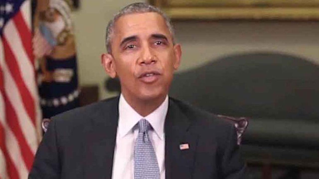 La fameuse vraie-fausse vidéo d'Obama par Jordan Peele, où l'ex-président des Etats-Unis insulte son successeur, Donald Trump