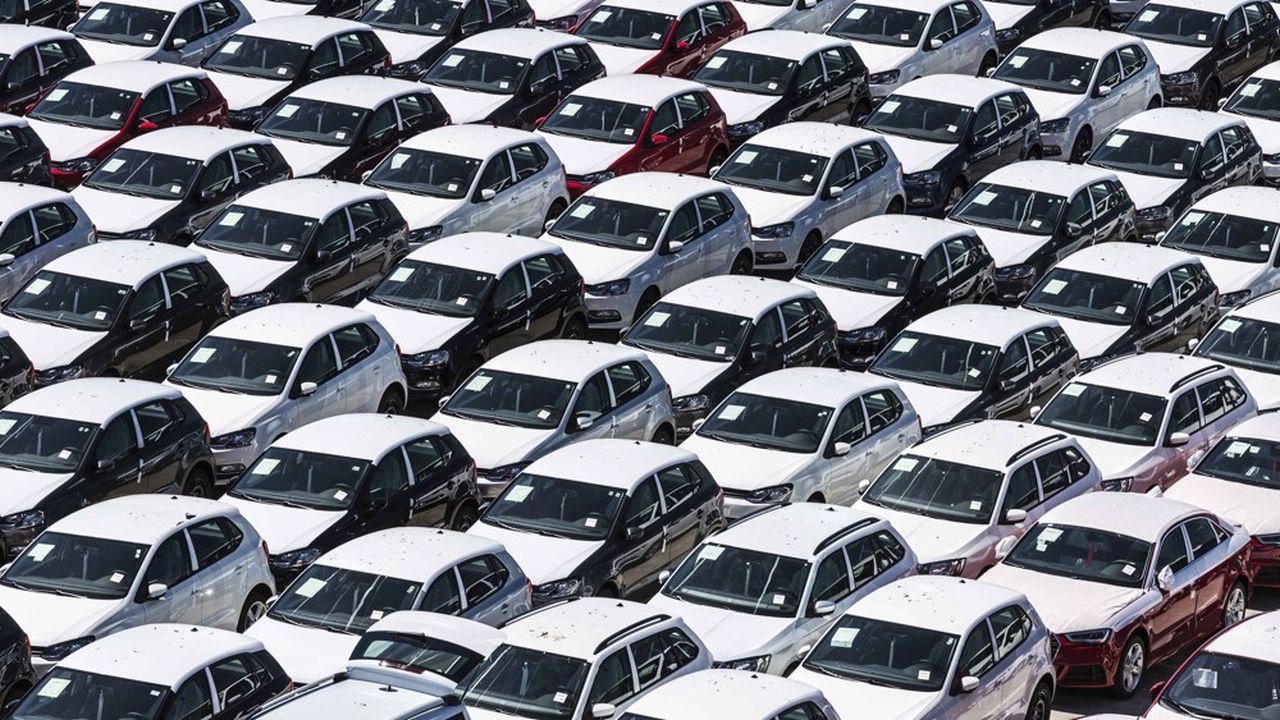 En septembre,environ 1,25 million de voitures particulières neuves ont été mises sur les routes de l'Union européenne, contre 1,09 million sur la même période de 2018