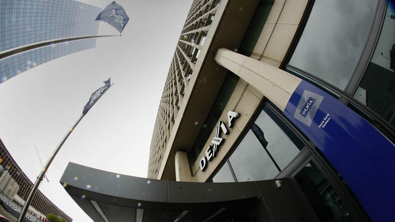 Les actionnaires de Dexia doivent voter mercredi le retrait de cote de la banque en extinction.