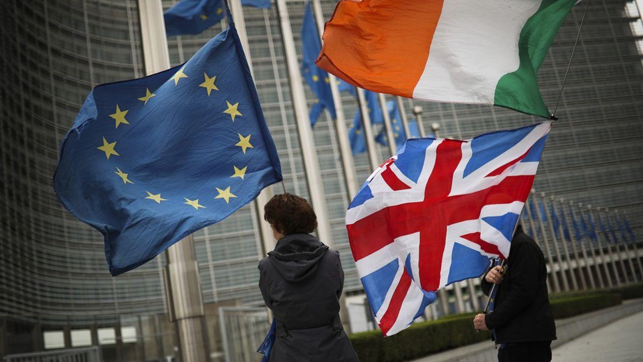 Un sommet européen suspendu à un accord — Brexit