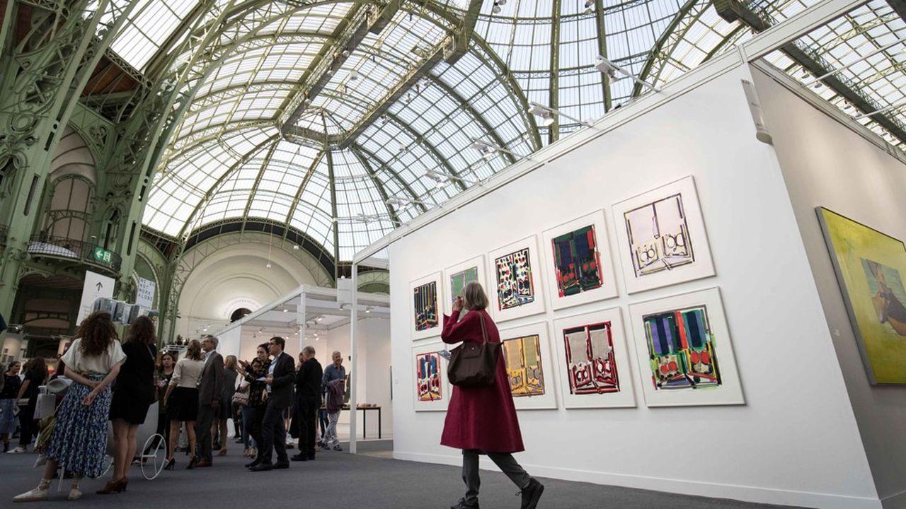 La Fiac entraîne cette année dans son sillage onze foires off, dont Galeristes, qui a changé ses dates pour coller à la foire du Grand Palais
