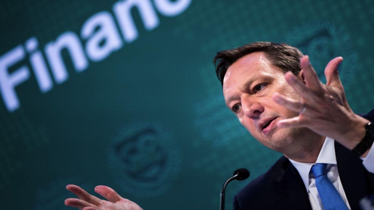 Pour Tobias Adrian, directeur du département des marchés du FMI, la faiblesse des rendements pousse les investisseurs à prendre de plus en plus de risques.