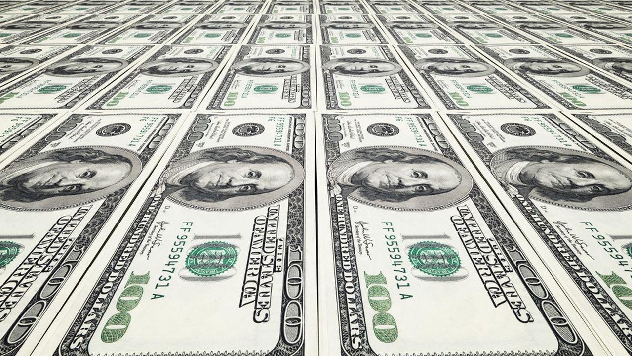 Pour arriver dans les 0,1% d'Américains les plus riches, le pallier se situe à 2,4millions de dollars.