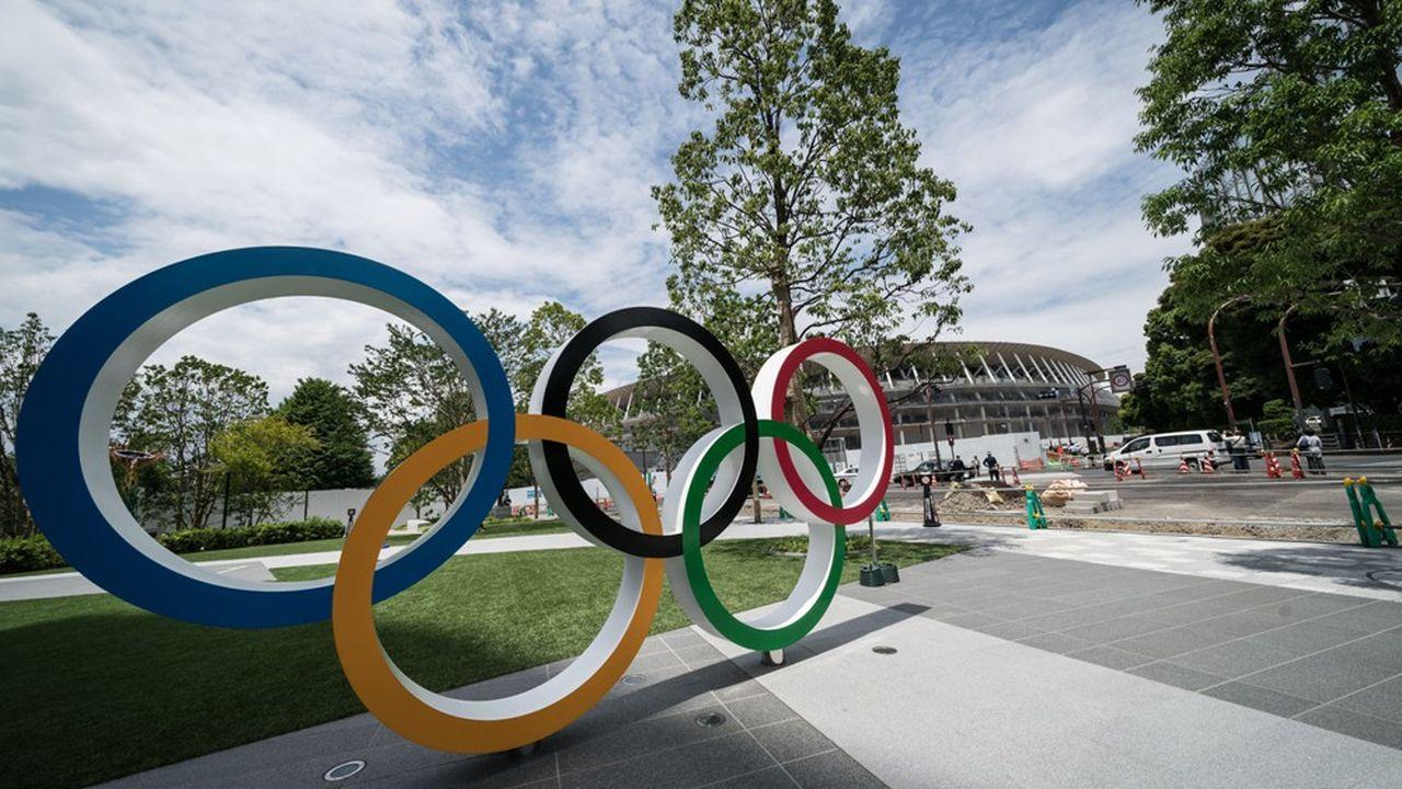 Tokyo agacée de voir une partie de ses Jeux Olympiques lui échapper