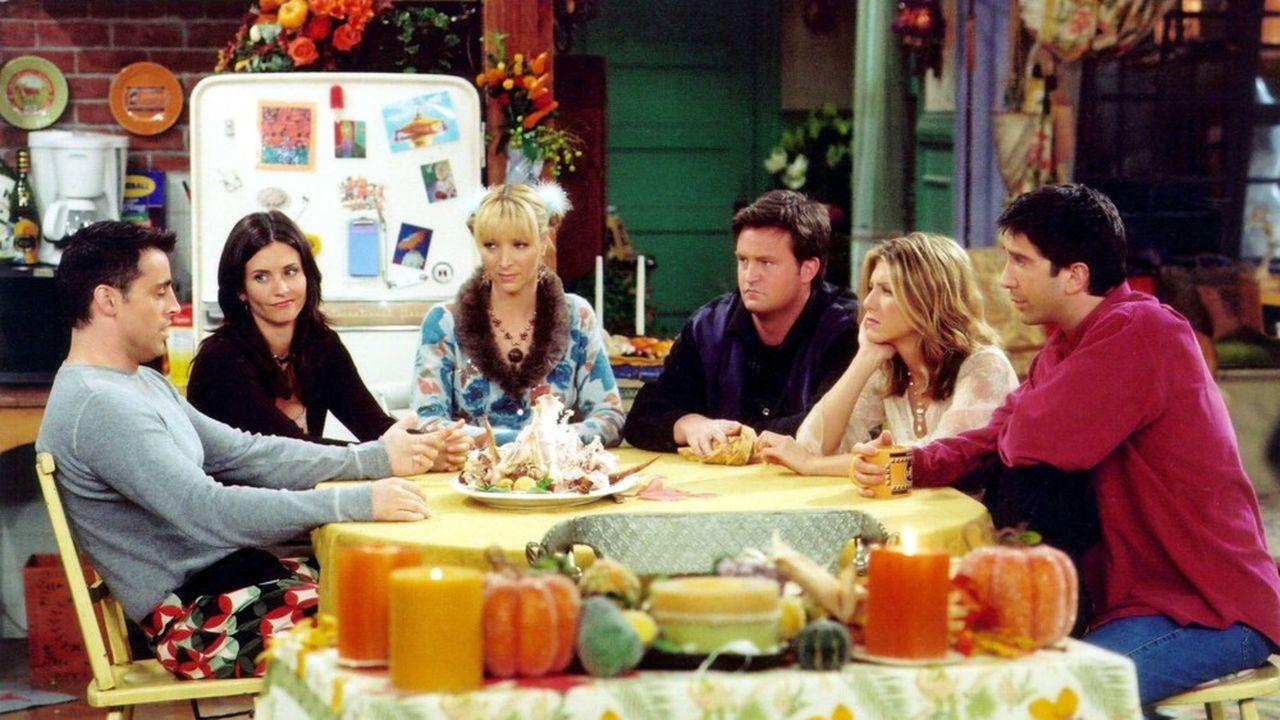 Les montants payés pour la série «Friends» illustrent la bataille des acteurs du streaming pour se créer un catalogue riche.