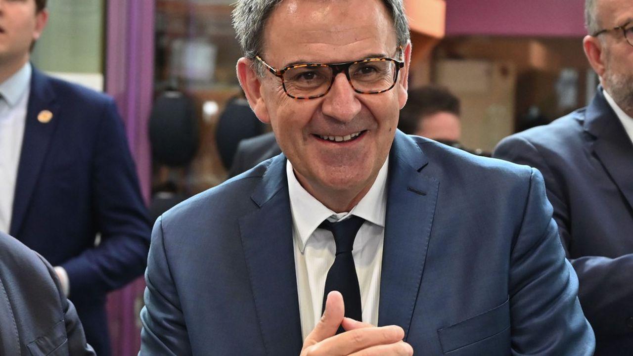 Mardi, Georges Képénékian, premier adjoint de Gérard Collomb, a annoncé sa candidature en soutenant le dissident LREM David Kimelfeld (photo), actuel président de la Métropole.