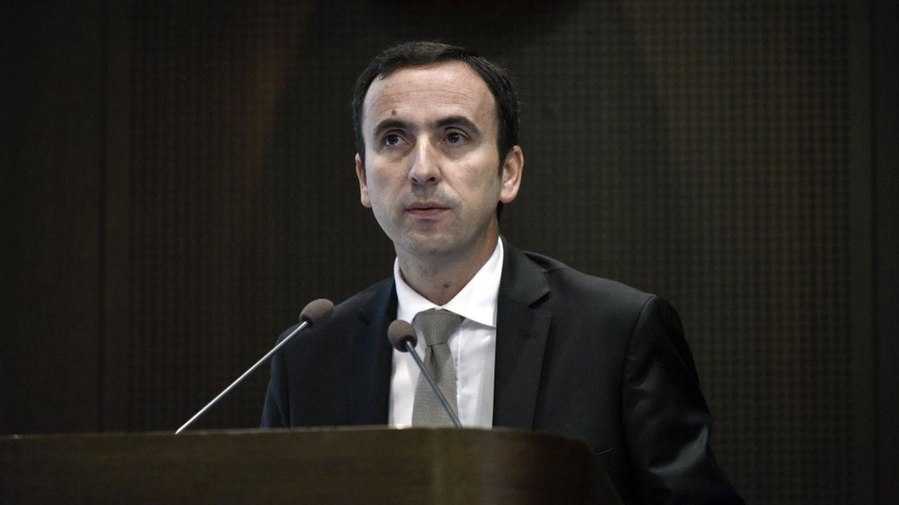 François Perret, directeur général de Pacte PME, est un des deux ambassadeurs nommés par le gouvernement sur l'épargne salariale.