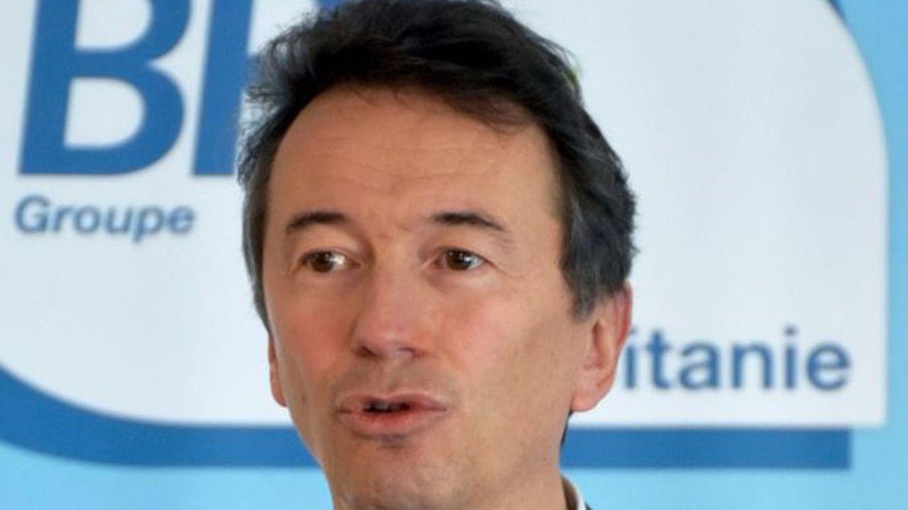 Jean-François Blanchet, directeur général de BRL.