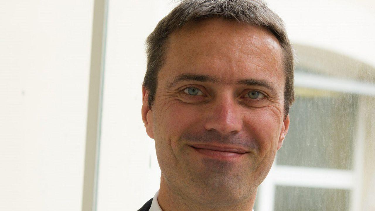 Frédéric Bordage, auteur de 'Sobriété numérique'.