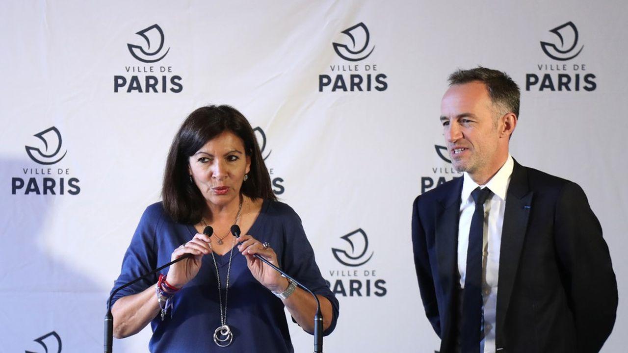 Municipales à Paris : la plateforme proche d'Hidalgo dévoile ses têtes de liste