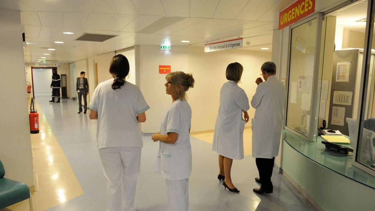Les économies attendues sur l'hôpital s'élèvent à 1milliard d'euros en 2020, contre 2,9milliards sur les soins de ville.