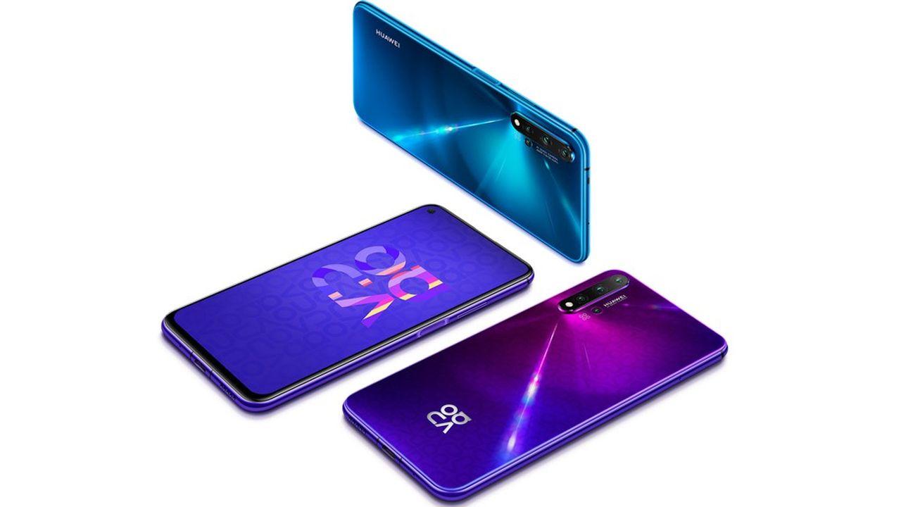 Huawei fait du neuf avec du vieux pour son « nouveau » smartphone