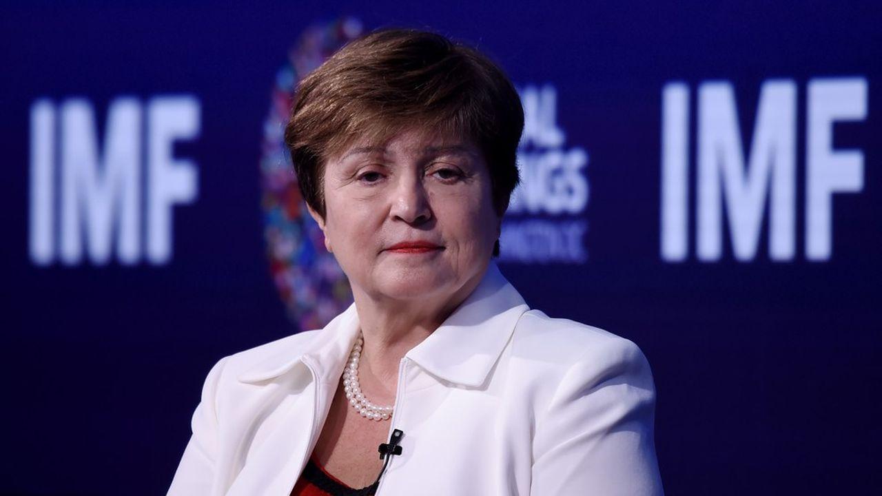 Pour la nouvelle directrice générale du FMI, Kristalina Georgieva, il importe avant tout de résoudre les conflits commerciaux et de réformer le système commercial international.