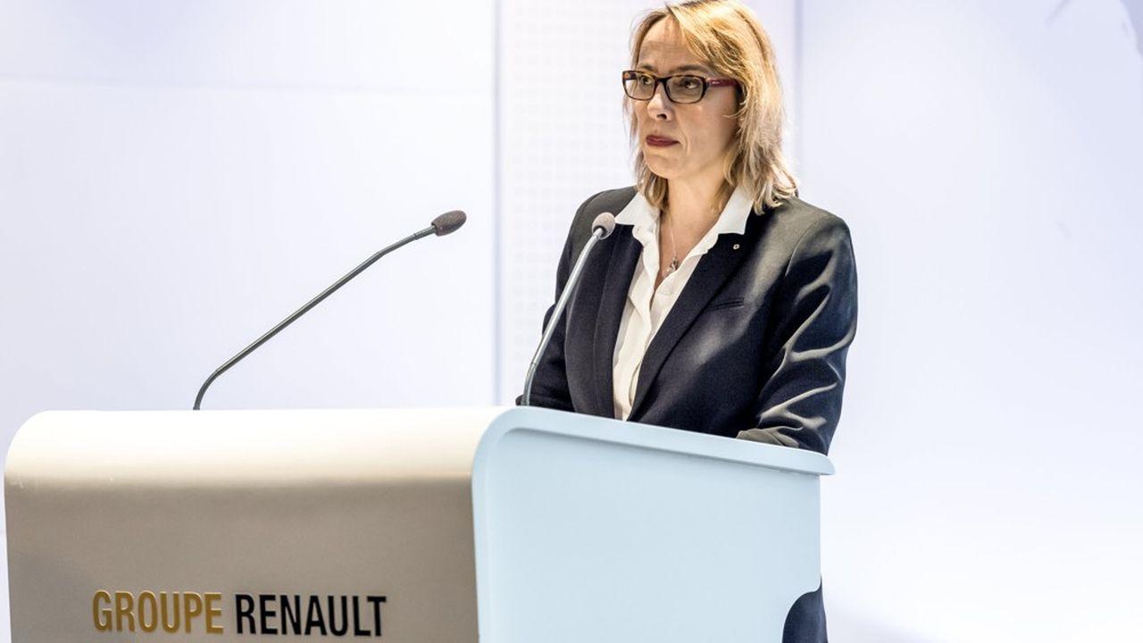 A suivre aujourd'hui — Renault