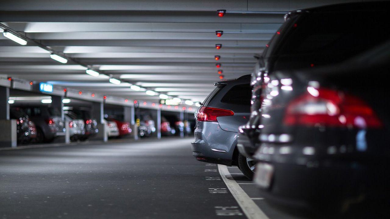 Les rendements bruts de l'immobilier de parking dépassent les 5% dans la plupart des grandes villes de France.