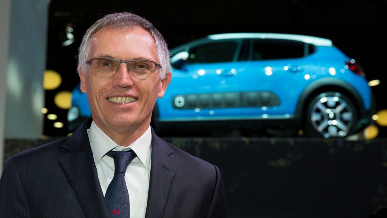Citroën et Carlos Tavares accueillent un autre fidèle de Carlos Ghosn