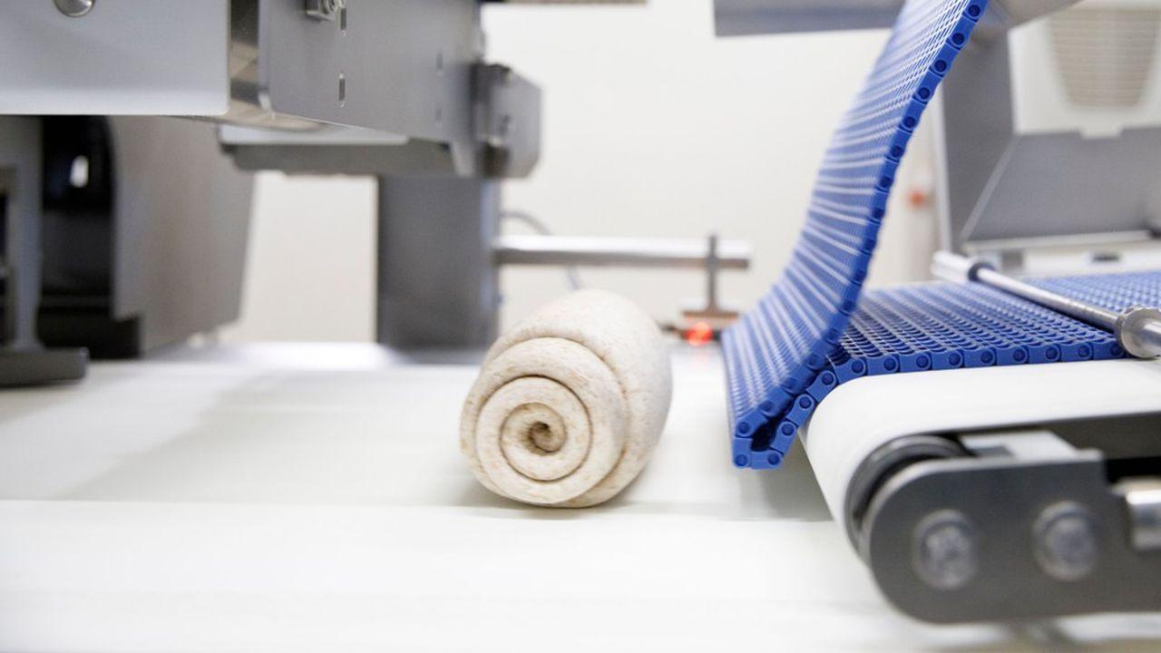 La nouvelle usine de La Boulangère produità la fois du pain et des viennoiseries.