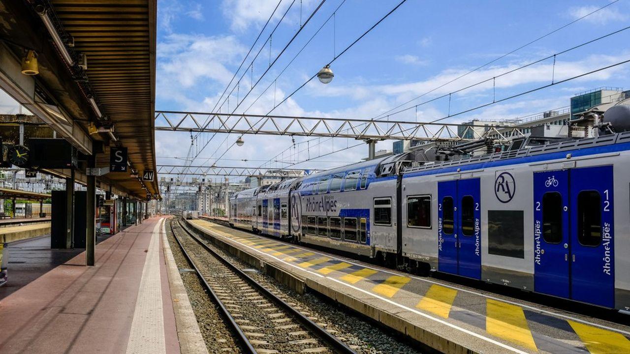 Une proportion croissante de trains régionaux fonctionne sans contrôleur à bord, même si cela n'est pas systématique, selon la SNCF
