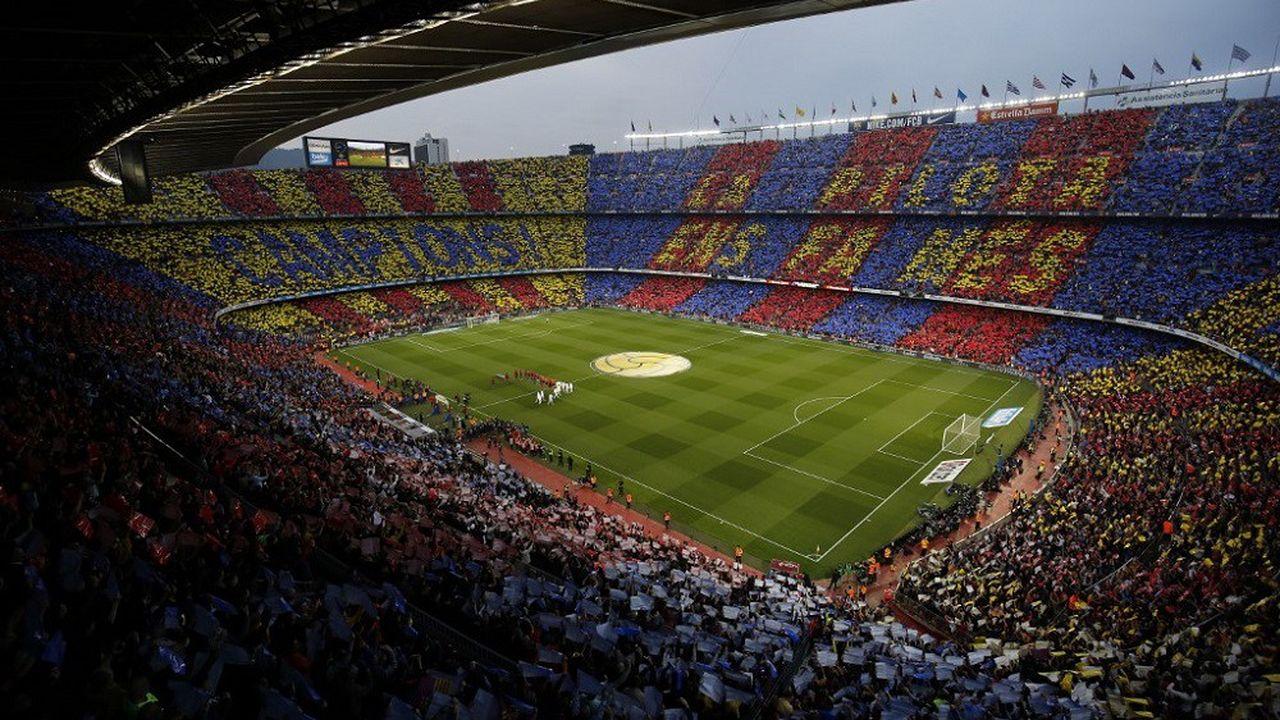 Le Clasico n'aura pas lieu le 26octobre au Camp Nou, le stade du FC Barcelone.