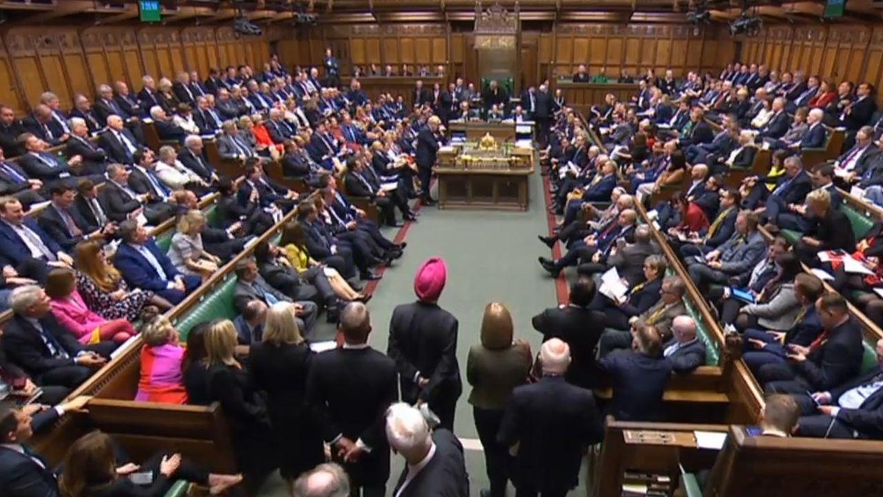 Brexit : samedi sous haute tension au Parlement britannique