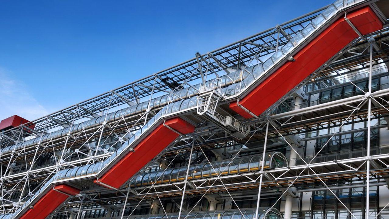 Le Centre Pompidou a crée un fonds de dotation baptisé «Accélérations».