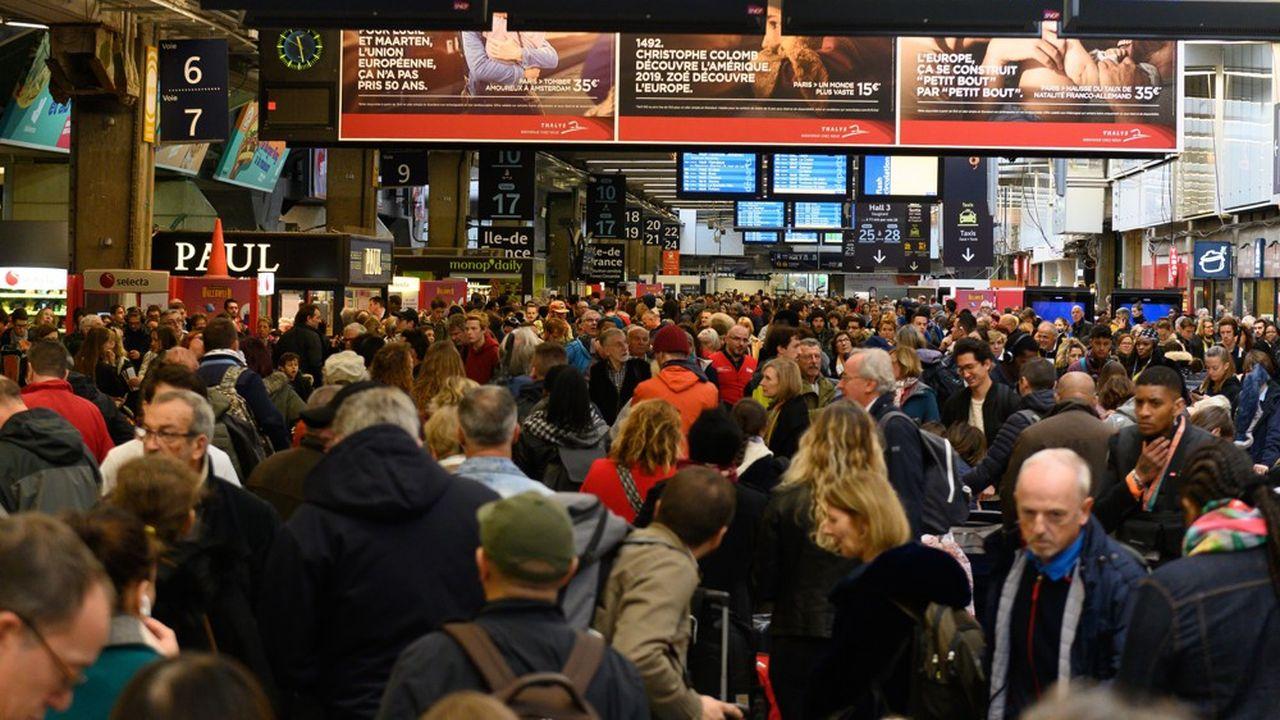 SNCF : le trafic encore très perturbé dimanche