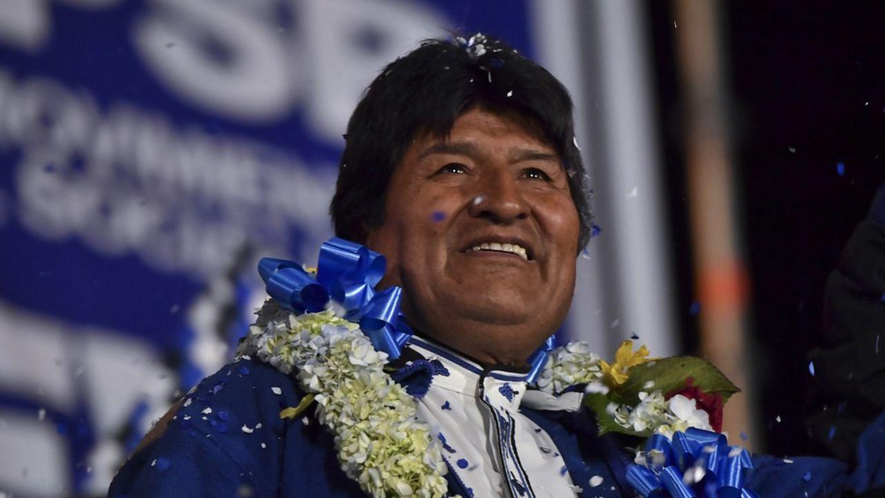 En Bolivie, Evo Morales en piste pour un quatrième mandat
