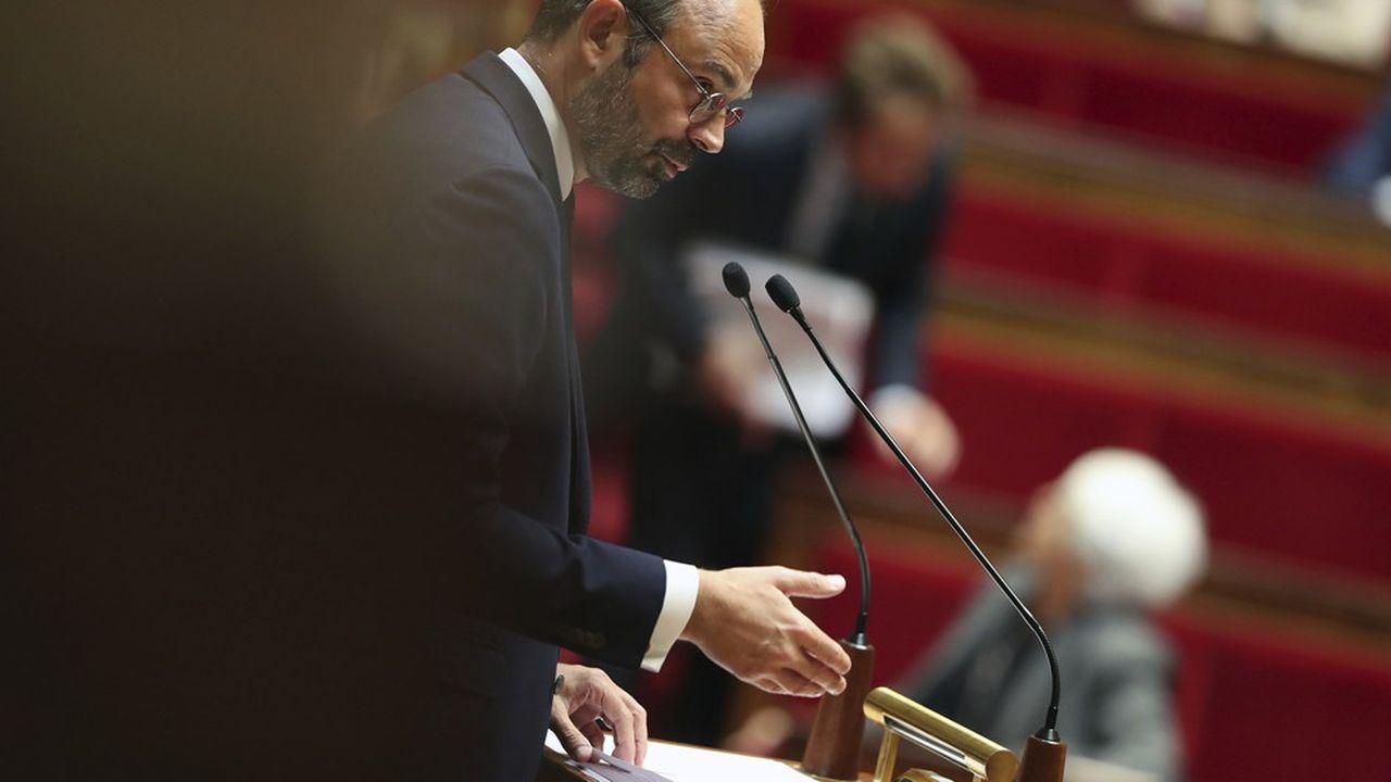 Le Premier ministre Edouard Philippe a ouvert le 7 octobre le débat à l'Assemblée nationale sur la politique migratoire qui doit aboutir sur de nouvelles mesures.