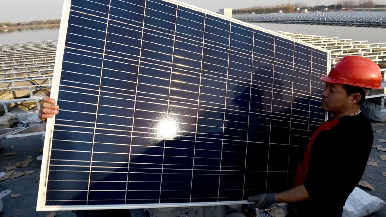 Vers une croissance « spectaculaire » de l'énergie solaire