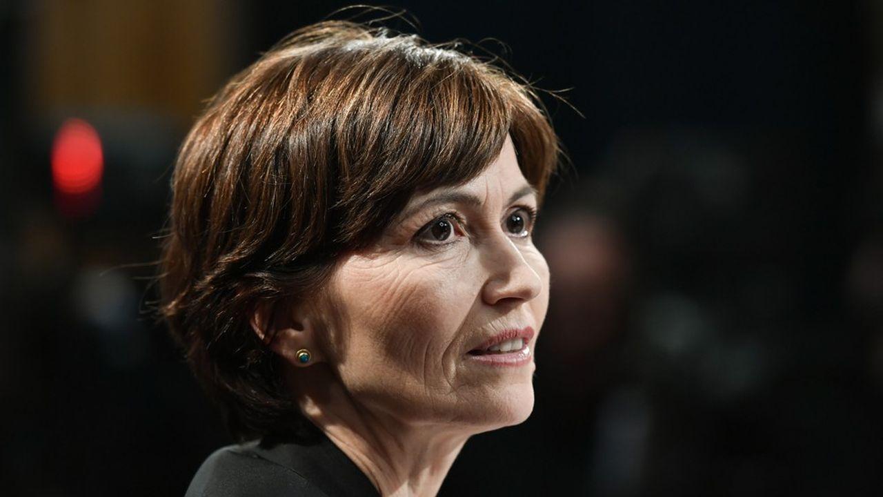 Avec 13,2% des voix, les Verts de Regula Rytz (photo) deviennent la quatrième force politique au Conseil national suisse.
