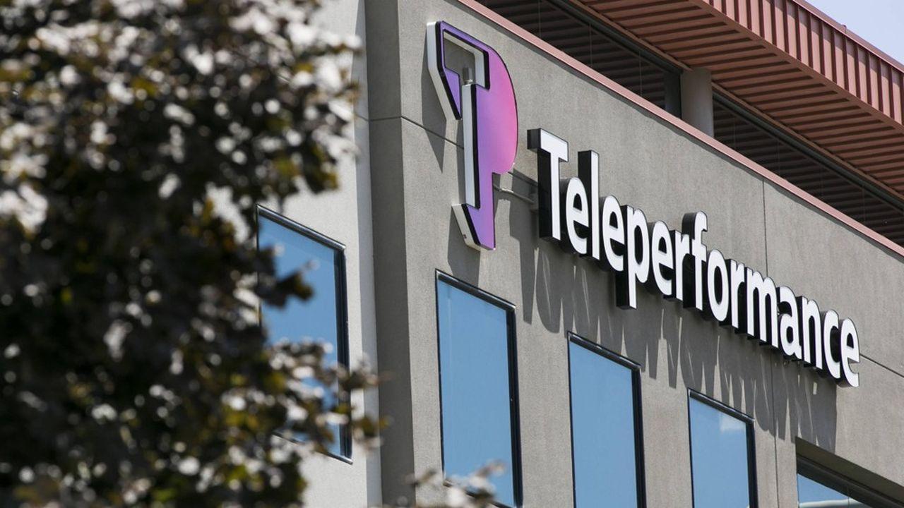 Comment Teleperformance accélère sa diversification hors des centres d'appel